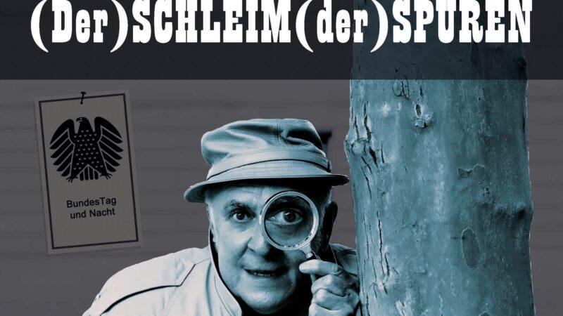 """""""Schleimspuren"""" in Barleben"""