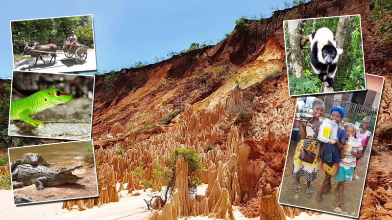 Beeindruckende Reiseerlebnisse aus Madagaskar
