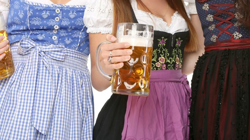 Oktoberfest für Senioren in Barleben