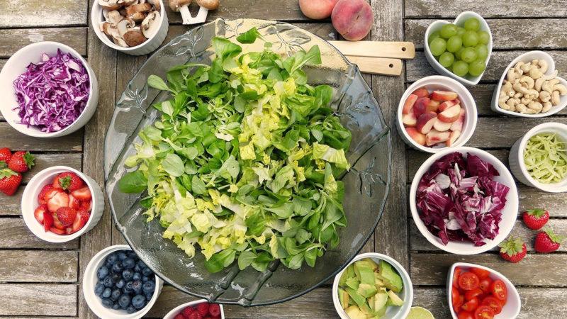 Gemüse, Vollkorn, Superfood – wie man sich Gesund ernährt