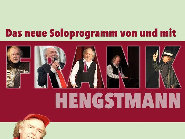 Frank Hengstmann auf Tour